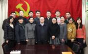 中心第二党支部新党员发展大会召开