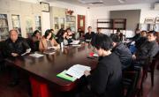 中共职业经理研究中心委员会第一党支部开展党的十九大精神学习活动
