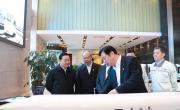 郝鹏深入中国中车集团宣讲党的十九大精神强调要在党的十九大精神指引下努力培育具有全球竞争力的世界一流企业