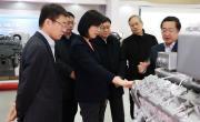 沈莹深入中国兵器北方通用动力集团有限公司宣讲党的十九大精神