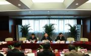 郝鹏主持召开国资委党委党风廉政建设和反腐败工作领导小组第二次会议